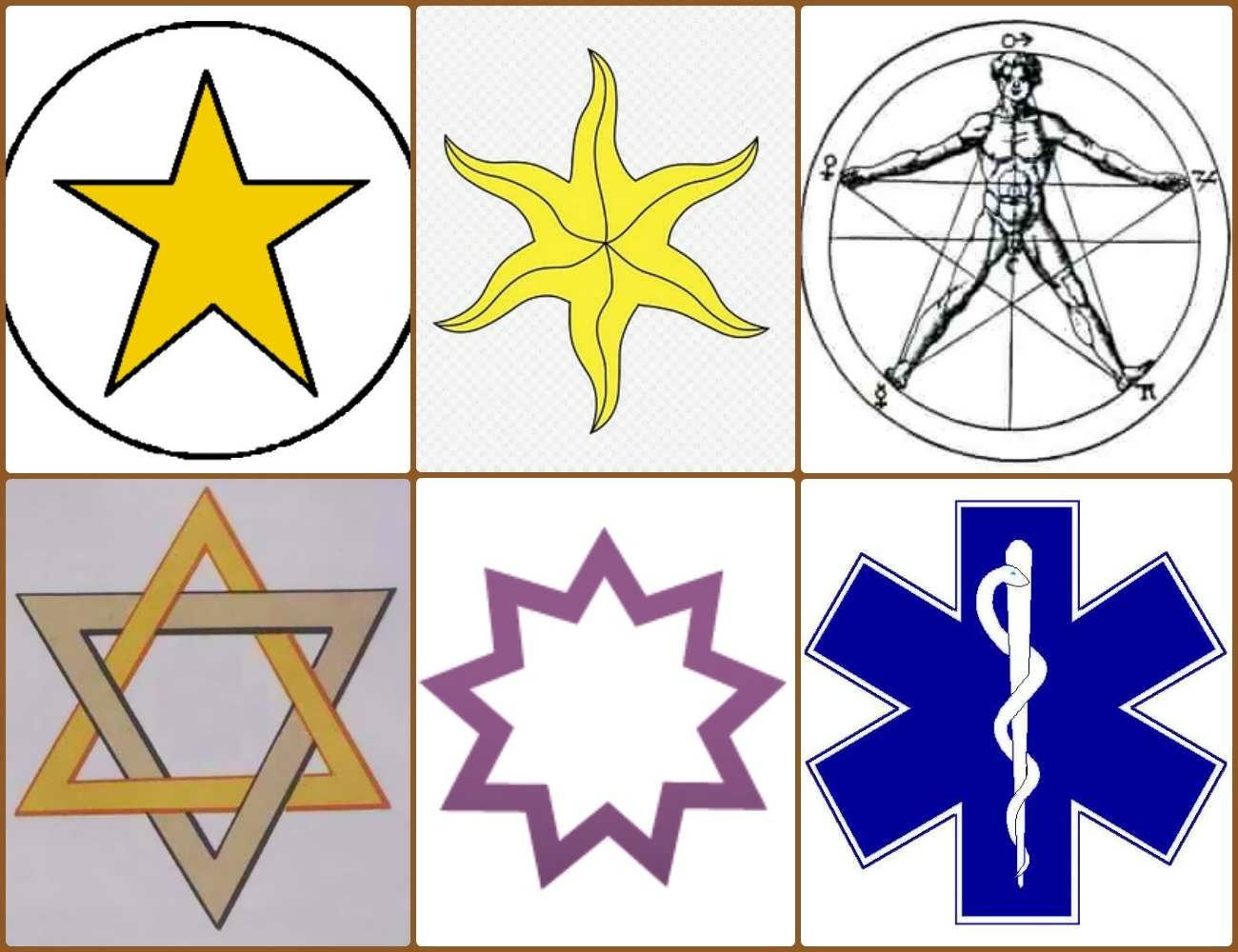 simbolos-de-estrellas